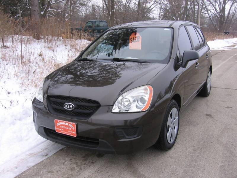 2009 Kia Rondo for sale at Durham Hill Auto in Muskego WI