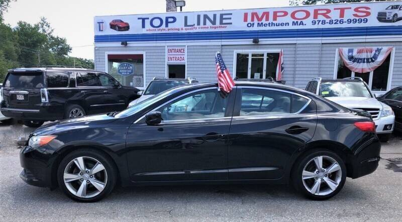 2013 Acura ILX for sale at Top Line Import of Methuen in Methuen MA