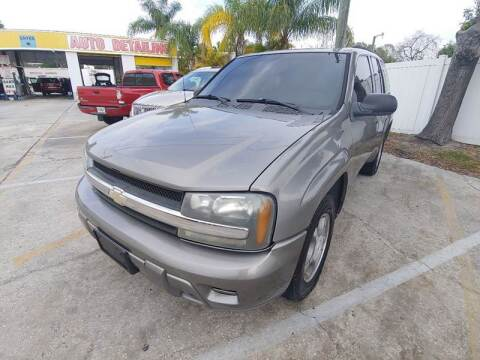 2008 Chevrolet TrailBlazer for sale at Autos by Tom in Largo FL