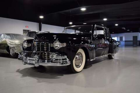 1948 Lincoln Continental for sale at Jensen's Dealerships in Sioux City IA