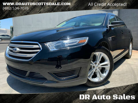 2016 Ford Taurus for sale at DR Auto Sales in Scottsdale AZ