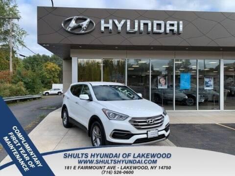 2018 Hyundai Santa Fe Sport for sale at Shults Hyundai in Lakewood NY