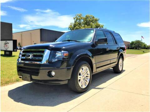 2014 Ford Expedition for sale at Metro Car Co. in Troy MI