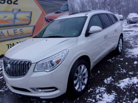 2014 Buick Enclave for sale at Pyles Auto Sales in Kittanning PA