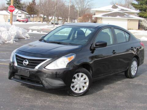 2016 Nissan Versa for sale at Highland Luxury in Highland IN