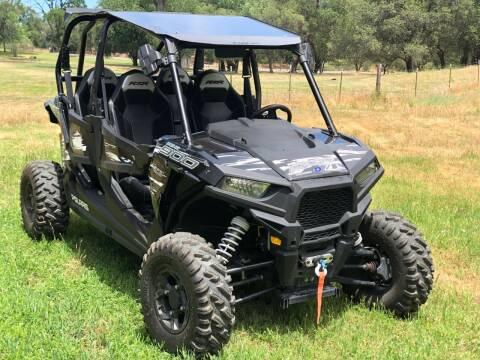 2018 Polaris RZR for sale at California Auto Deals in Sacramento CA