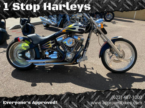 2002 Iron Horse Tejas SJ for sale at 1 Stop Harleys in Peoria AZ