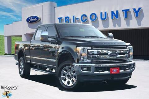 2018 Ford F-250 Super Duty for sale at TRI-COUNTY FORD in Mabank TX