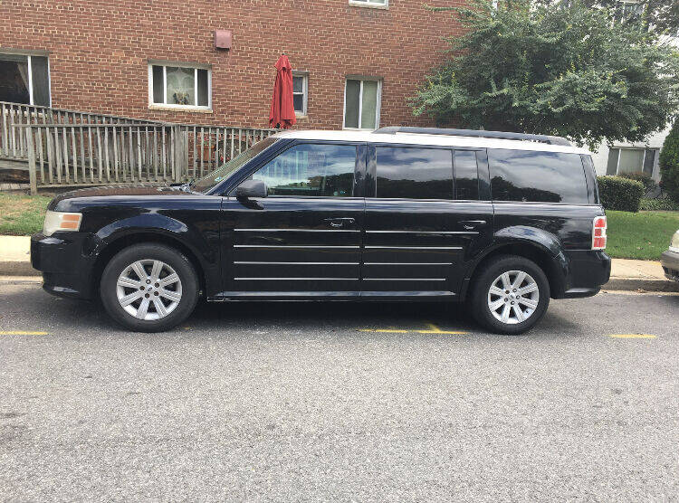 2009 Ford Flex for sale at All American Imports in Arlington VA