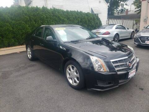 2009 Cadillac CTS for sale at PAYLESS CAR SALES of South Amboy in South Amboy NJ