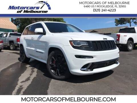 2014 Jeep Grand Cherokee for sale at Motorcars of Melbourne in Rockledge FL