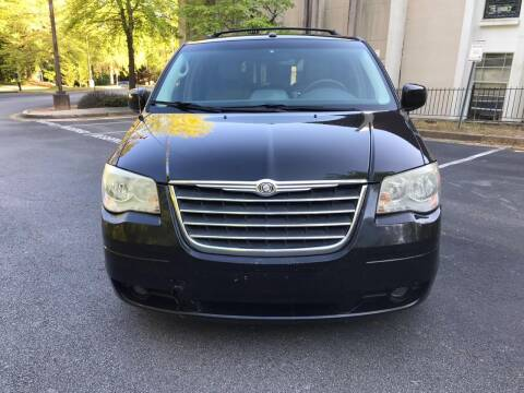 2009 Chrysler Town and Country for sale at Affordable Dream Cars in Lake City GA