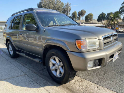2003 Nissan Pathfinder for sale at Beyer Enterprise in San Ysidro CA