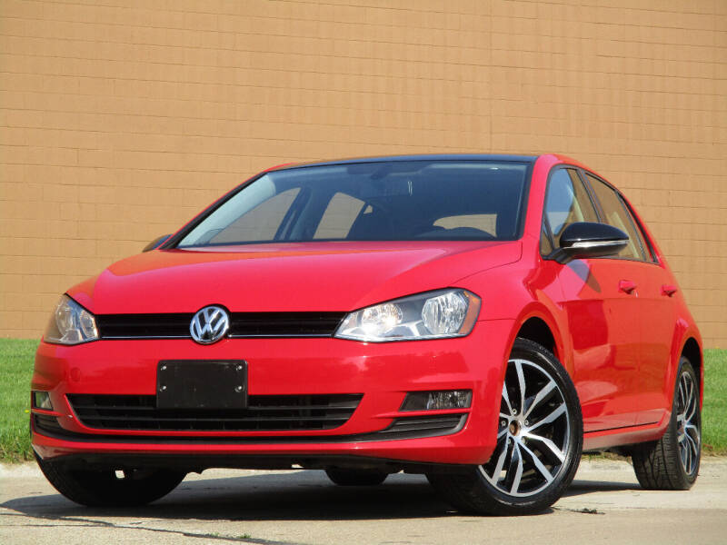 2016 Volkswagen Golf for sale at Autohaus in Royal Oak MI