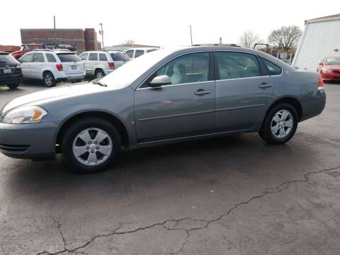 2008 Chevrolet Impala for sale at Big Boys Auto Sales in Russellville KY