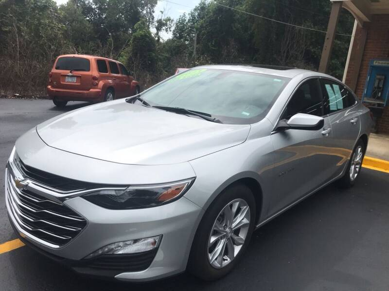2021 Chevrolet Malibu for sale at Scotty's Auto Sales, Inc. in Elkin NC