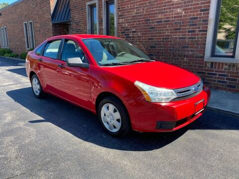 2008 Ford Focus for sale at Riverview Auto Brokers in Des Plaines IL