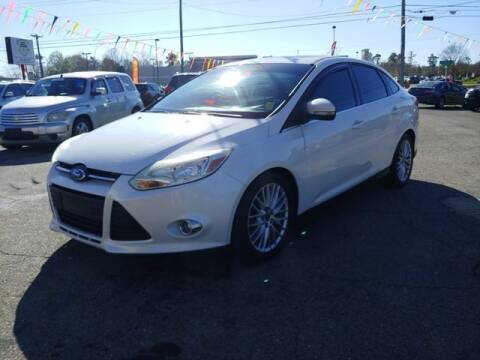 2012 Ford Focus for sale at L&M Auto Import in Gastonia NC