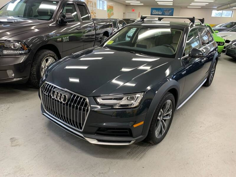 2017 Audi A4 allroad for sale at Newton Automotive and Sales in Newton MA