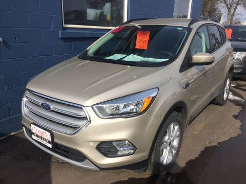 2018 Ford Escape for sale at Flambeau Auto Expo in Ladysmith WI