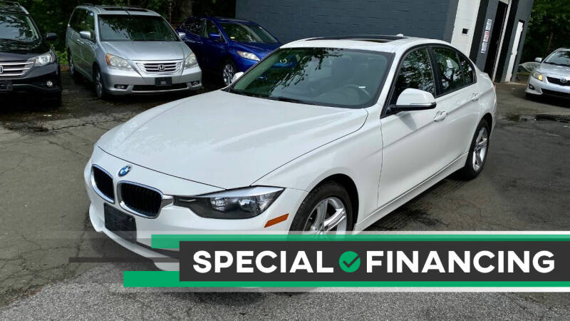 2014 BMW 3 Series for sale at ELITE MOTORS in West Haven CT