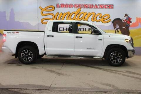 2019 Toyota Tundra for sale at Sundance Chevrolet in Grand Ledge MI