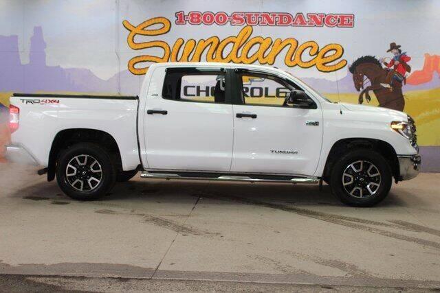 2019 Toyota Tundra for sale at Sundance Chevrolet in Grand Ledge MI