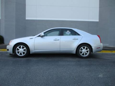 2009 Cadillac CTS for sale at A & P Automotive in Montgomery AL