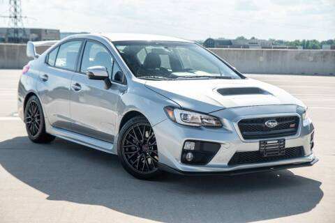 2017 Subaru WRX for sale at Car Match in Temple Hills MD