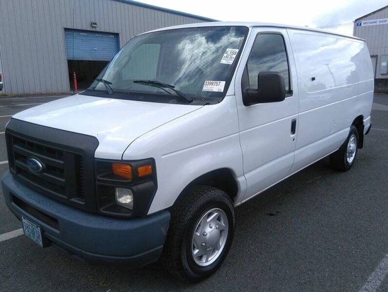 2012 Ford E-Series Cargo for sale at Northwest Van Sales in Portland OR