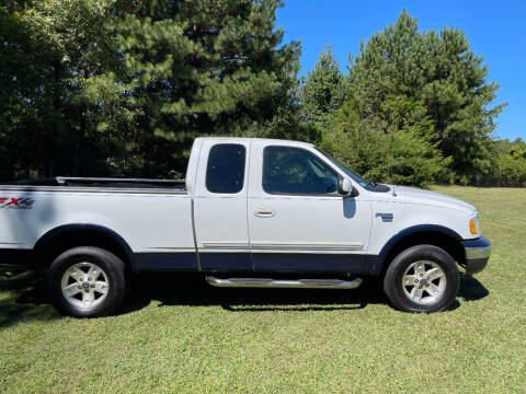 2002 Ford F-150 for sale at Gibson Automobile Sales in Spartanburg SC