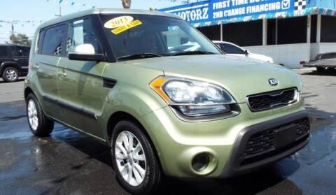 2013 Kia Soul for sale at 559 Motors in Fresno CA