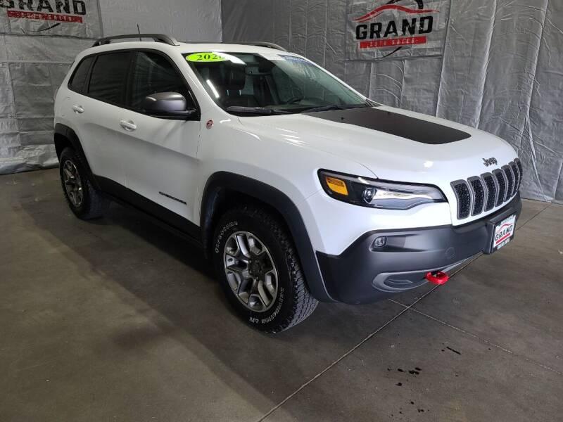 2020 Jeep Cherokee for sale at GRAND AUTO SALES in Grand Island NE