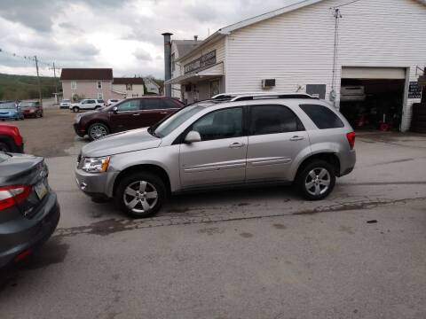 2007 Pontiac Torrent for sale at ROUTE 119 AUTO SALES & SVC in Homer City PA