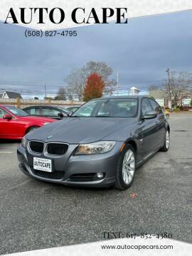 2011 BMW 3 Series for sale at Auto Cape in Hyannis MA