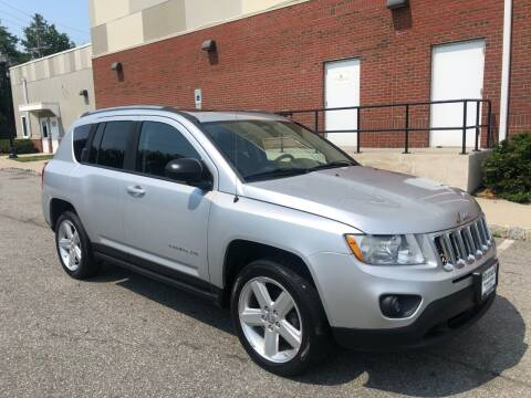 2012 Jeep Compass for sale at Imports Auto Sales Inc. in Paterson NJ