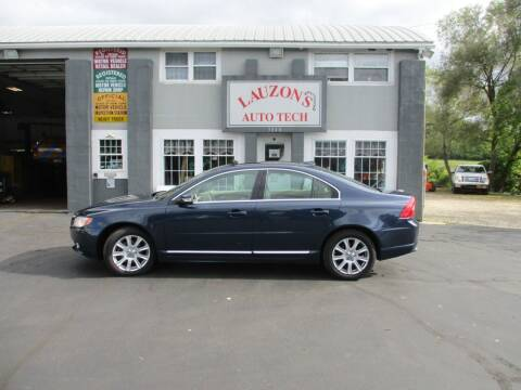 2011 Volvo S80 for sale at LAUZON'S AUTO TECH TOWING in Malone NY