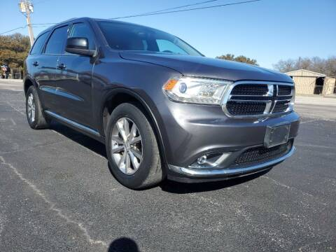 2014 Dodge Durango for sale at Thornhill Motor Company in Lake Worth TX