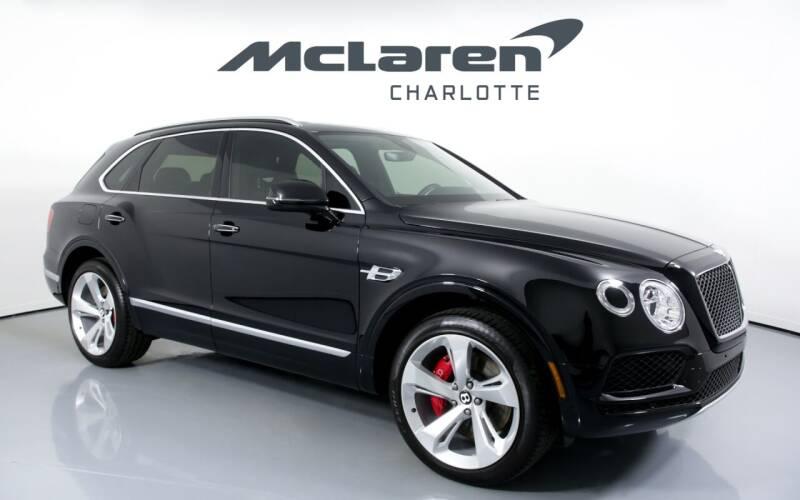 2019 Bentley Bentayga for sale in Charlotte, NC