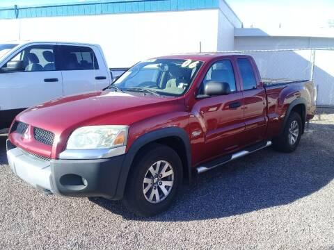 2006 Mitsubishi Raider for sale at 1ST AUTO & MARINE in Apache Junction AZ