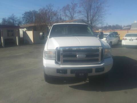 2005 Ford F-250 Super Duty for sale at Marvelous Motors in Garden City ID