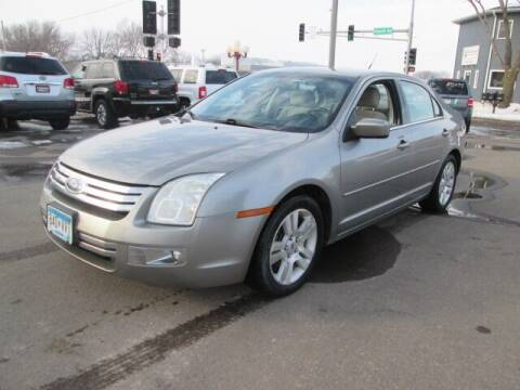 2008 Ford Fusion for sale at SCHULTZ MOTORS in Fairmont MN