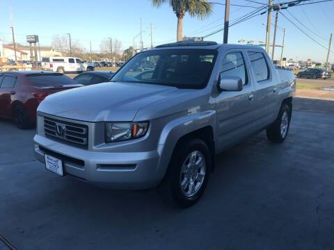 2008 Honda Ridgeline for sale at Advance Auto Wholesale in Pensacola FL