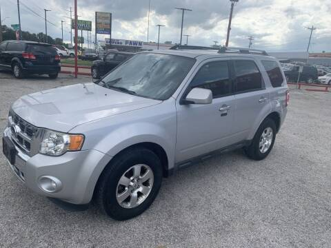 2009 Ford Escape for sale at Texas Drive LLC in Garland TX
