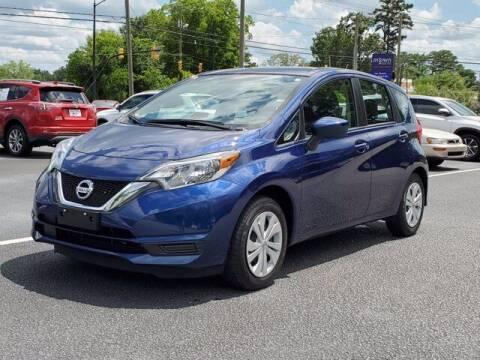2019 Nissan Versa Note for sale at Gentry & Ware Motor Co. in Opelika AL