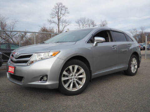 2015 Toyota Venza for sale at AutoCredit SuperStore in Lowell MA