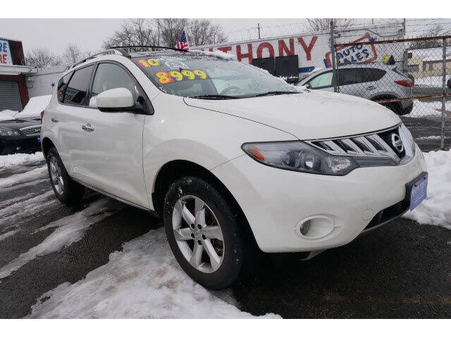 2010 Nissan Murano for sale at MICHAEL ANTHONY AUTO SALES in Plainfield NJ