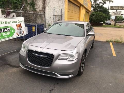 2017 Chrysler 300 for sale at 4 Girls Auto Sales in Houston TX