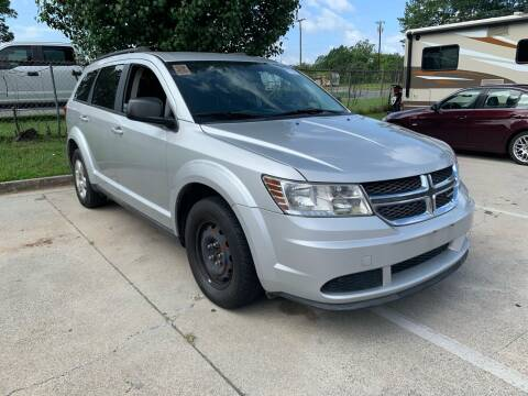 2012 Dodge Journey for sale at Diana Rico LLC in Dalton GA