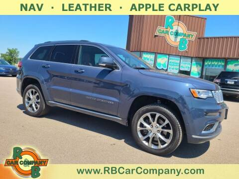 2020 Jeep Grand Cherokee for sale at R & B Car Co in Warsaw IN